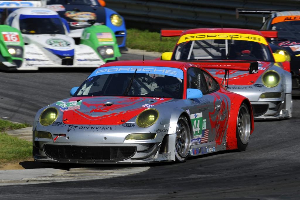 Nach diesem Motto wird in den USA der extrem teure Motorsport refinanziert.