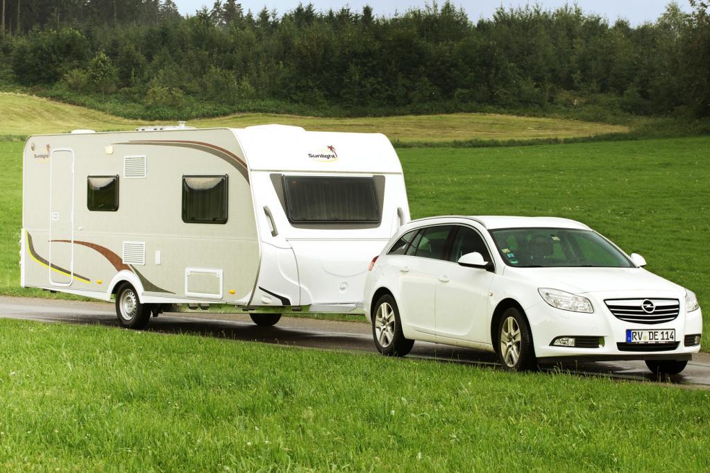 Neue Einsteiger-Caravans von Sunlight