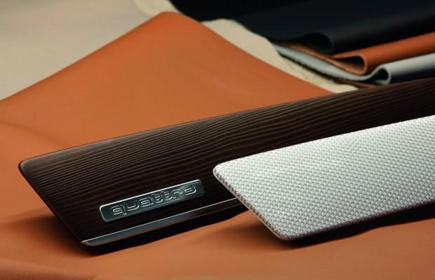 Neue Ideen für Audi Q3 Interieur