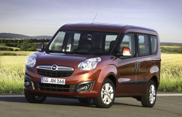 Opel Combo kommt Anfang 2012