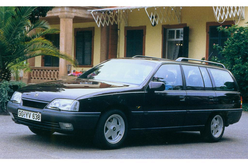 Opel Omega A Caravan Sportive, ab 1990