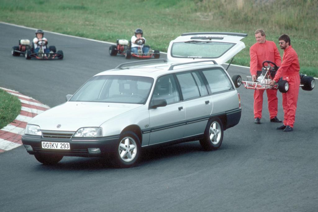 Opel Omega A Caravan, ab 1986