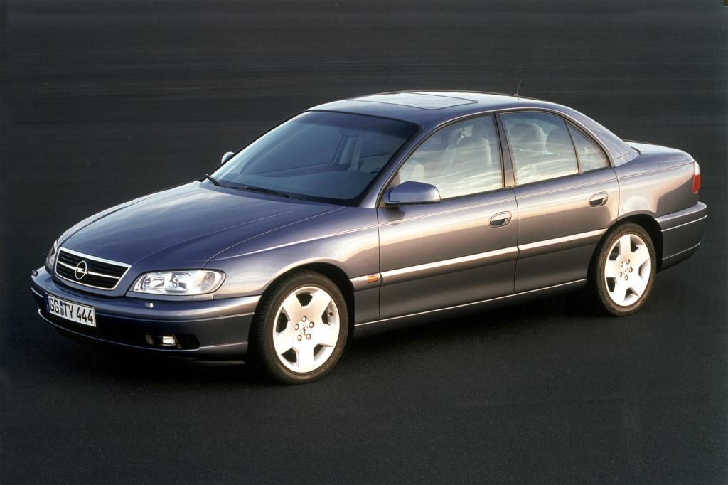 Opel Omega B, ab 1999