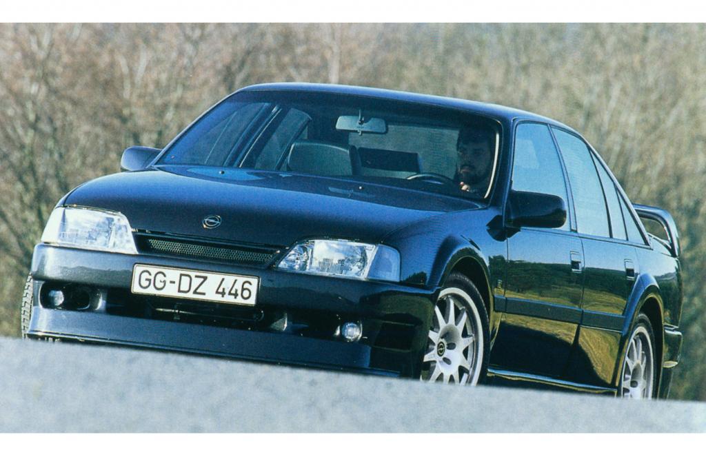 Opel Omega Evolution 500, von 1990
