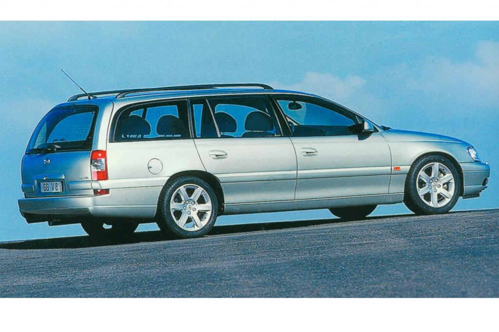 Opel Omega V8 Caravan, von 1990