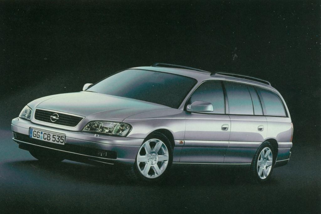 Opel Omega V8 Caravan, von 2000