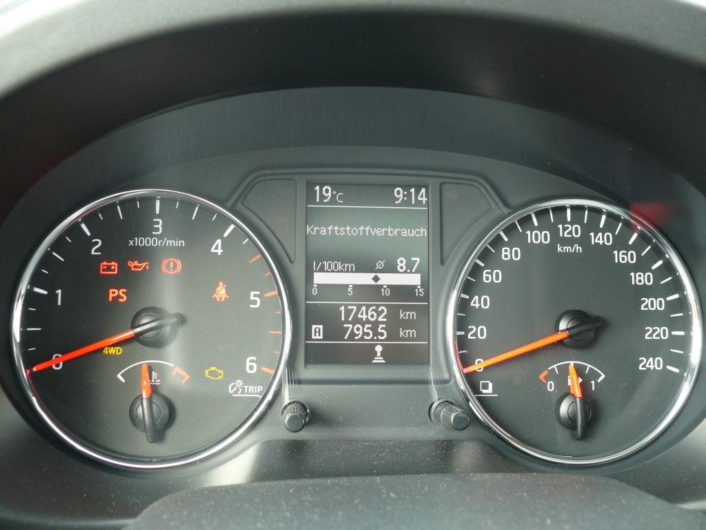 Fahrbericht Nissan X-Trail 2.0 dCi LE: Der macht nicht nur Förster glücklich
