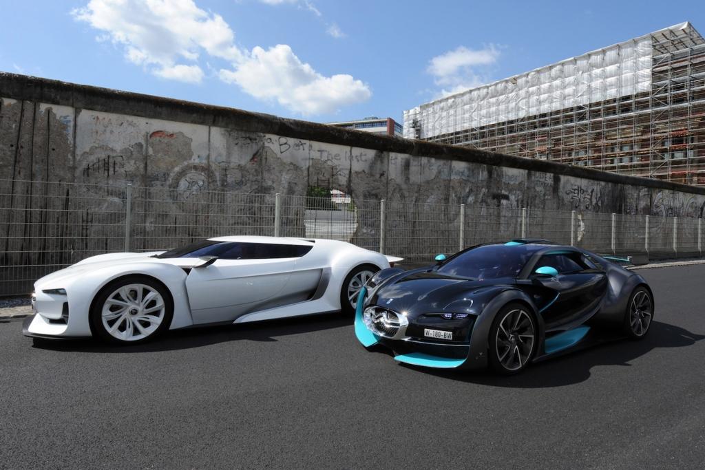 Panorama: Citroen GT und Survolt - Wie aus einer anderen Welt