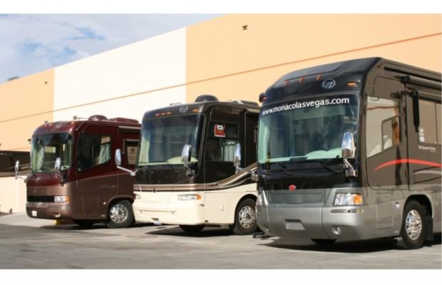 Panorama: US-Motorhomes - Wo ''Big'' noch immer ''Beautiful'' ist