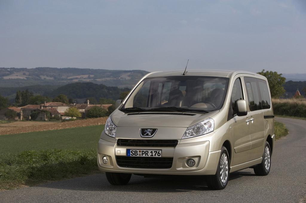 Peugeot Expert Tepee.