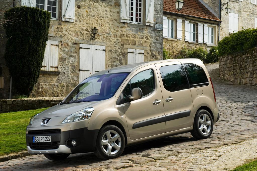 Peugeot Partner Tepee.