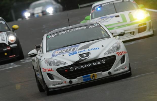 Peugeot RCZ startet am Nürburgring wieder in der D1T-Klasse