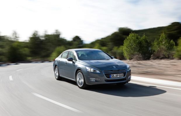 Peugeot senkt Verbrauch des 508
