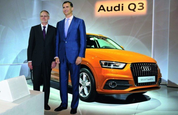 Produktionsstart des Audi Q3 bei Seat
