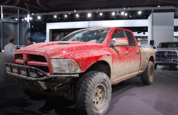 Rückruf: Dodge ruft rund 250 000 Ram zurück