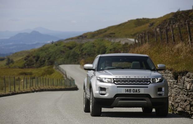 Range Rover Evoque - Liebling, ich habe den Landy geschrumpft