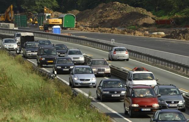 Ratgeber Autobahnbaustelle - Keine Angst vor engen Spuren
