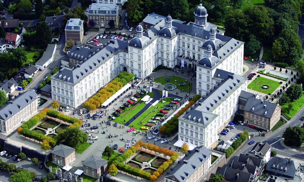 Schloss Bensberg.