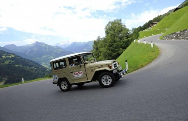 Silvretta Classic 2011 - Gleichmäßig ans Ziel - auch elektrisch