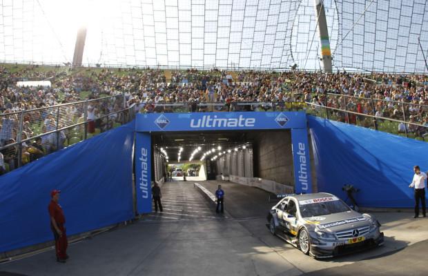 Spengler gewinnt DTM-Premiere in München
