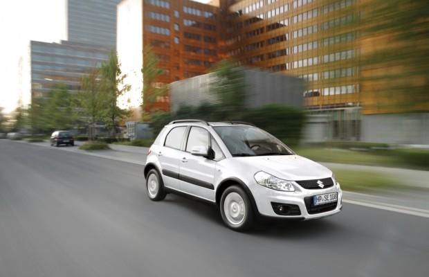 Suzuki SX4 als Sondermodell