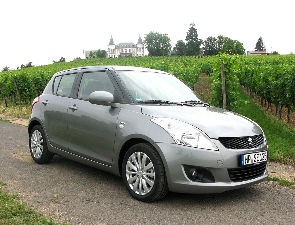 Suzuki Swift: Der 1,3-Liter-Diesel ist mit Stopp/Start-Automatik kombinbiert.