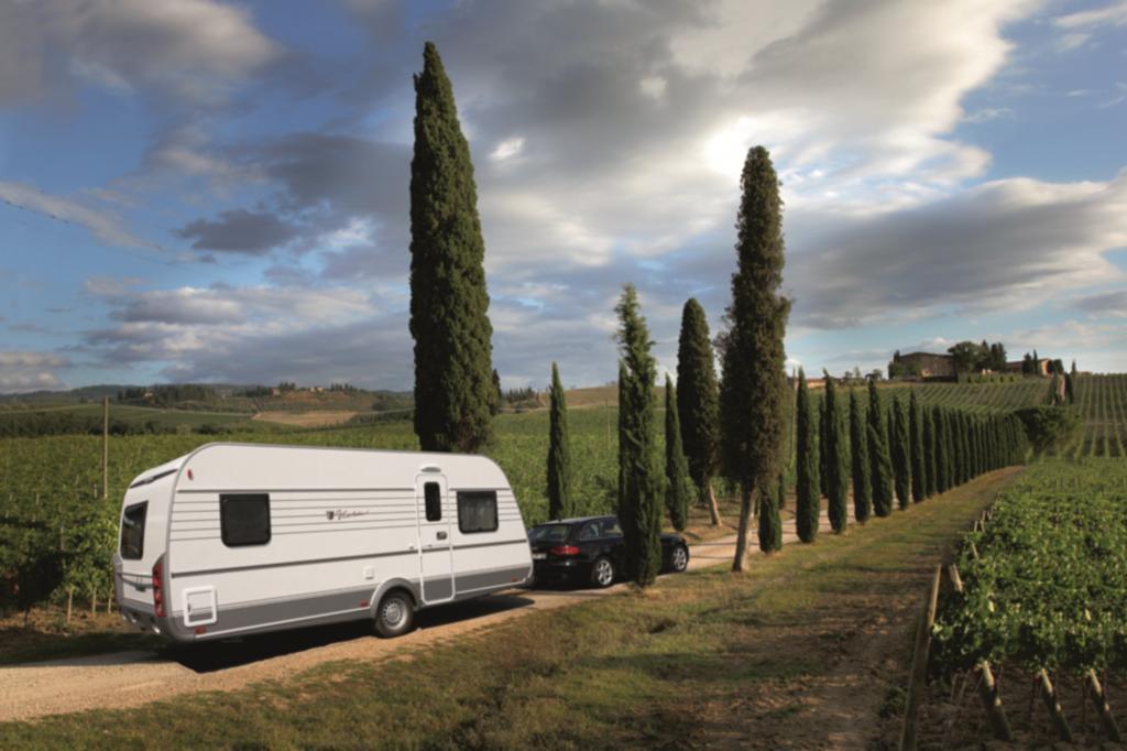 Tabbert Caravans - Vivaldi und Puccini zum Ausschlafen