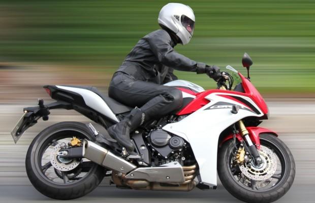 Test: Honda CBR 600 F - Keine halbe Sache
