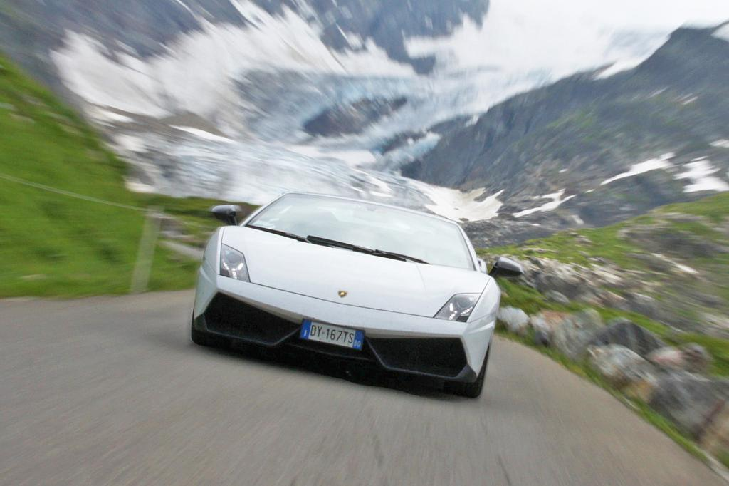 Test: Lamborghini Gallardo Superleggera - Wenn es etwas lauter sein darf
