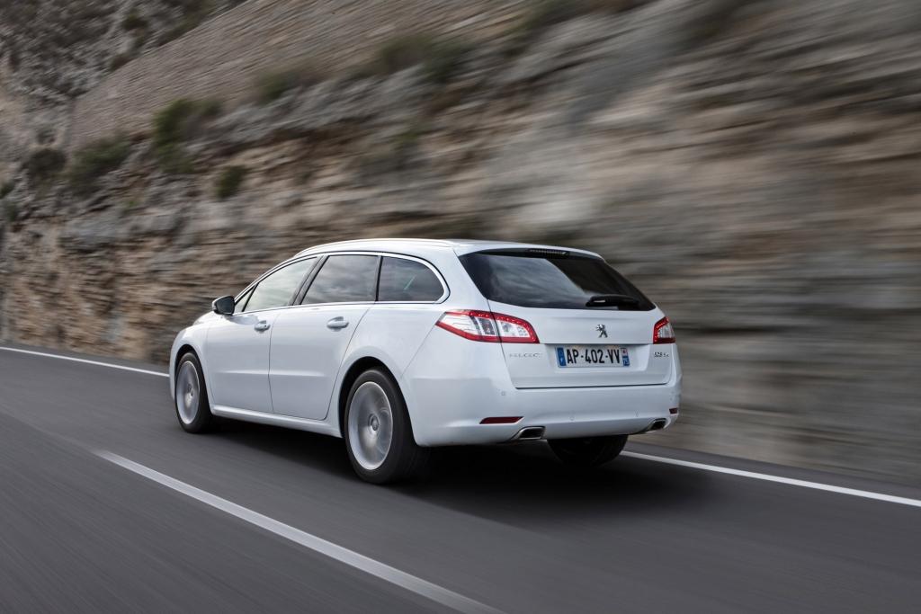 Test: Peugeot 508 sw - Immer noch mit großer Klappe