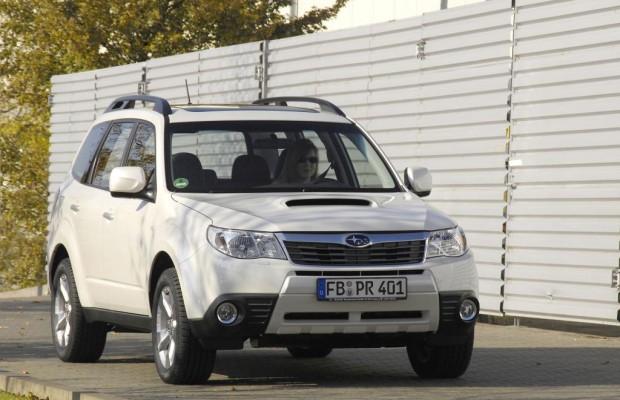 Test: Subaru Forester 2.0D - Sanfter Naturbursche