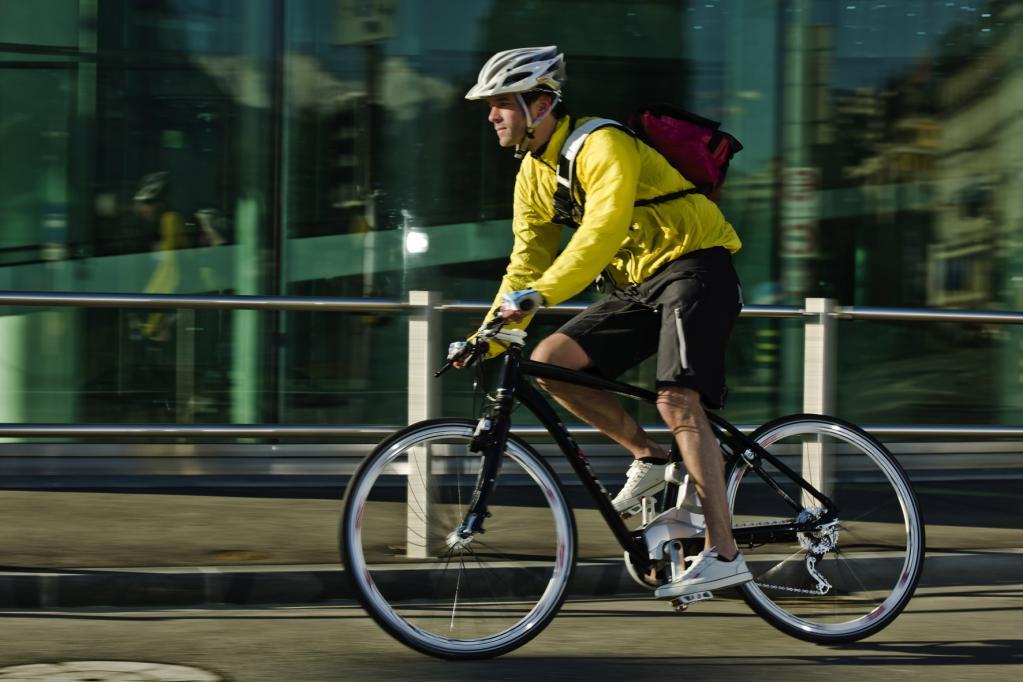 Tipps für sicheres Radfahren