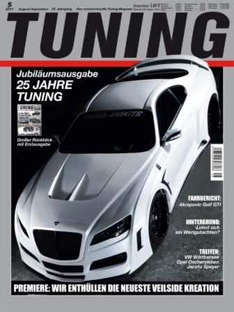 Tuning-Magazin wird 25 Jahre - Ein Rückblick in das Jahr 1986