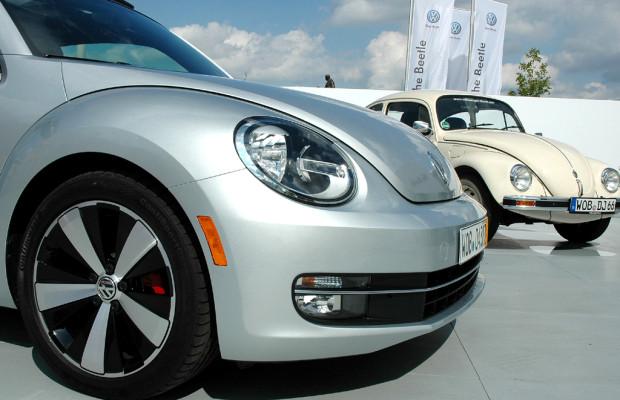 Und er läuft doch weiter: Neuer VW Beetle startet bei uns ab Oktober viel sportlicher