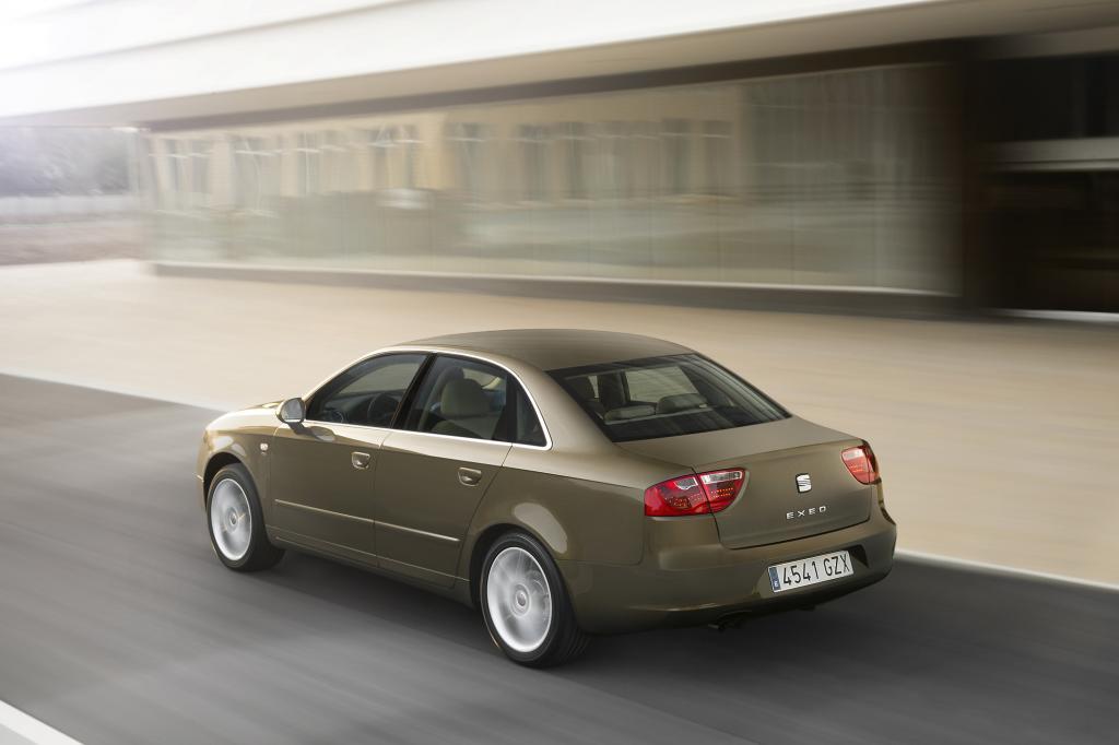 Unter der Seat-Haut steckt Audi Technik