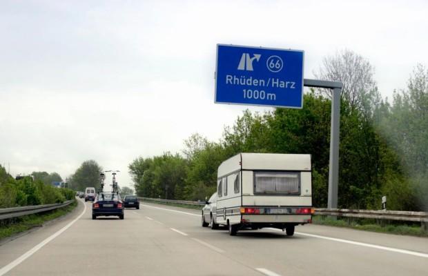 Unterwegs auf der Autobahn: Viele Tabus