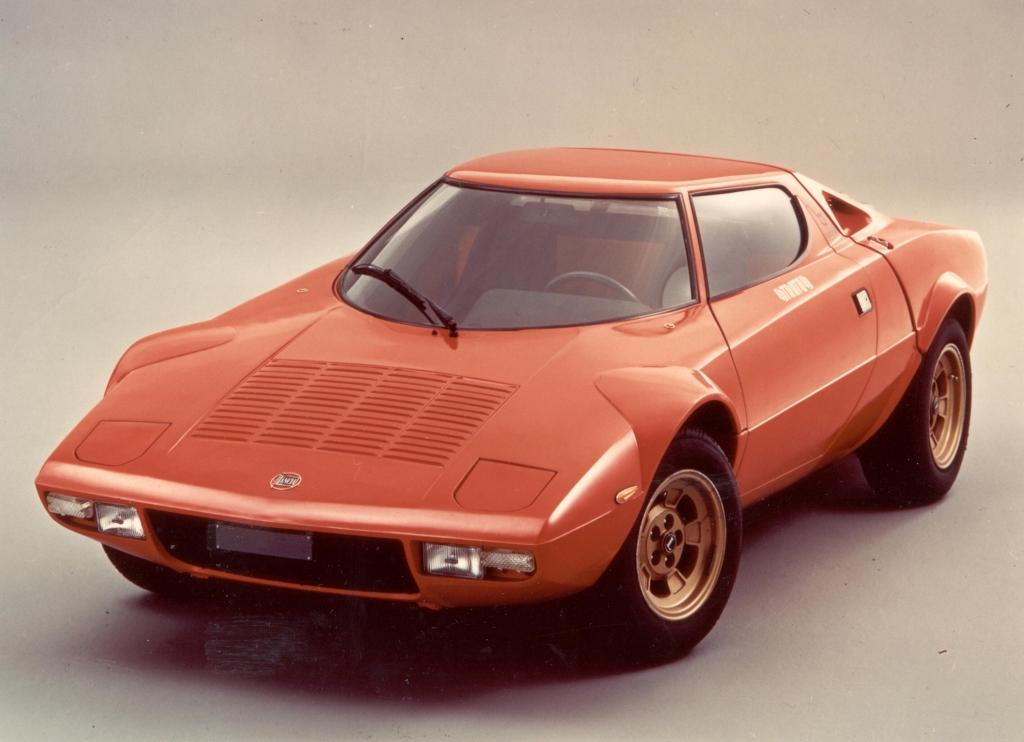 VOLL KEIL -- Lancia Stratos