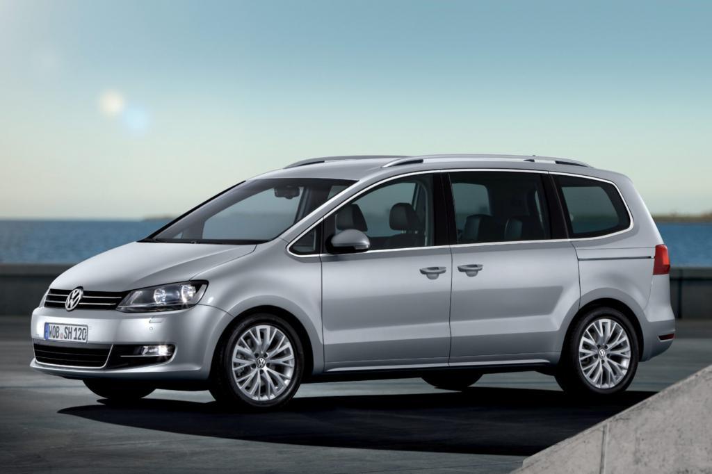 VW Sharan - Kleiner Diesel für Einsteiger