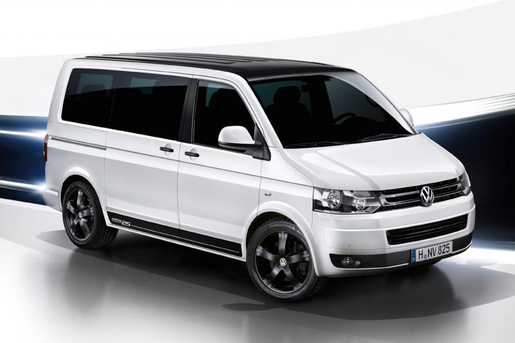 VW bietet schon seit längerem Edel-Versionen seines Multivan an