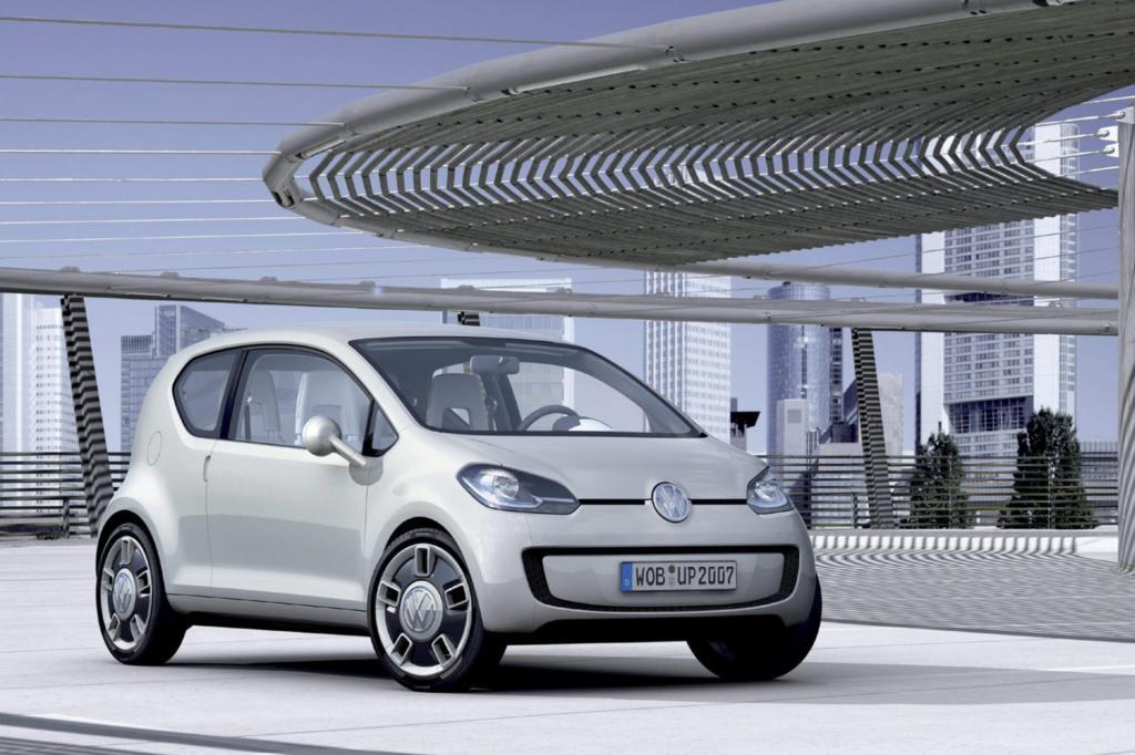 VW stellt den Up vor