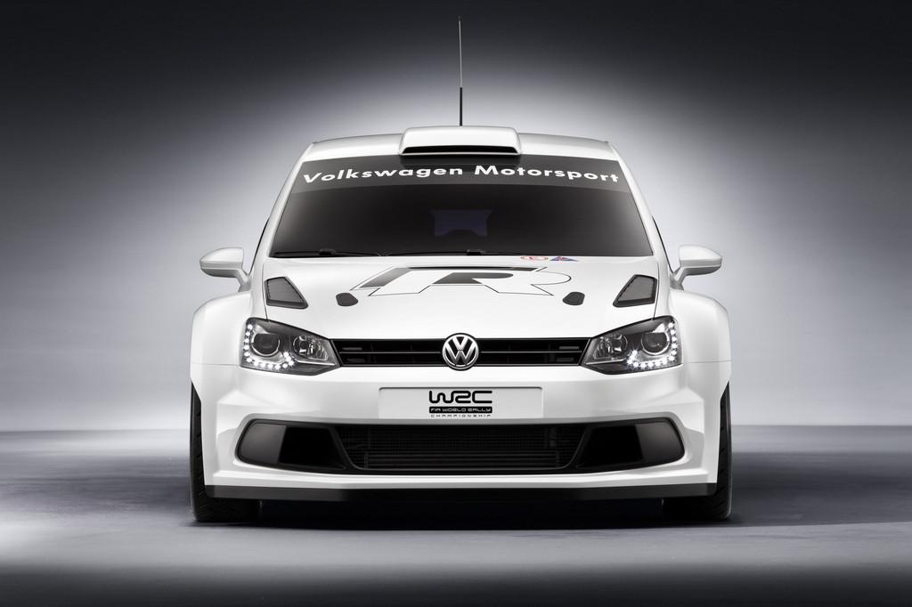 Volkswagen Polo R WRC.