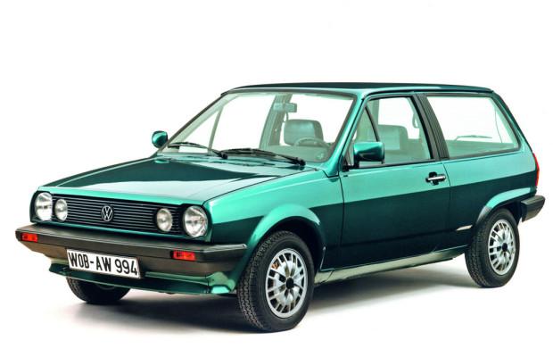 Volkswagen Polo mit dem Steilheck wird 30 Jahre