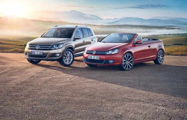 Volkswagen ist Automobilpartner der 122. Travemünder Woche