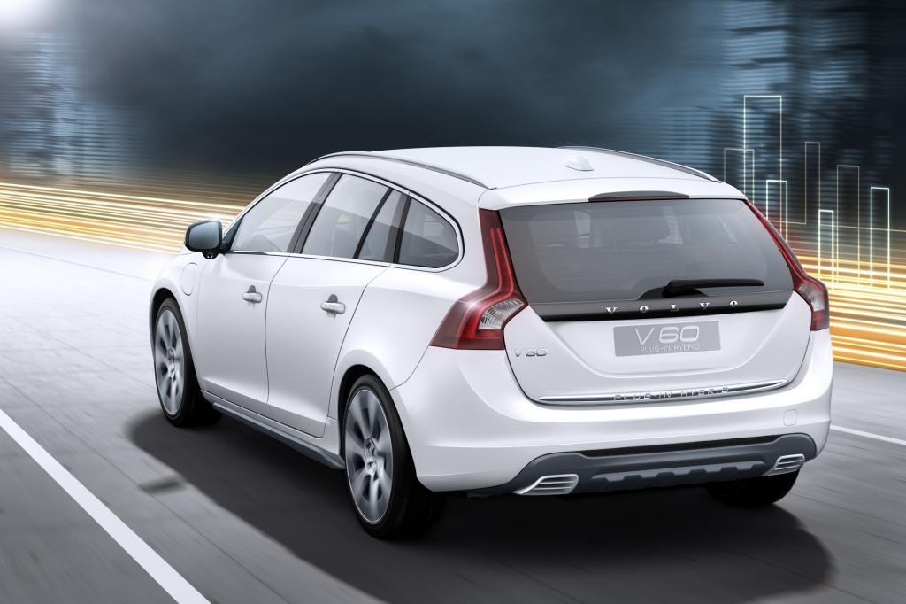 Volvo setzt auf den Dieselhybrid
