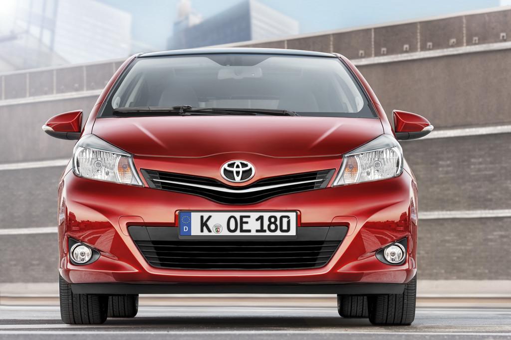 Vorstellung Toyota Yaris: Ausstattung wie ein Großer