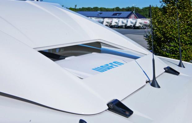 Waeco präsentiert Split-Klimaanlage mit Dachverdampfer