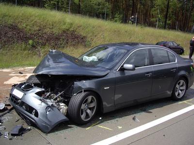 Wenige, aber folgenschwere Unfälle auf Autobahnen