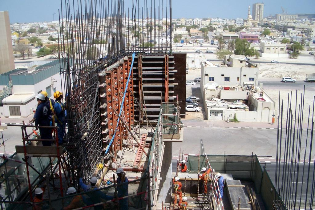Westfalia baut vollautomatisches Parkhaus in Dubai