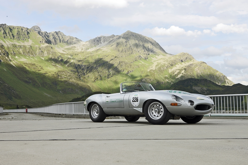 Windreich E auf Basis des Jaguar E startet bei der Silvretta E
