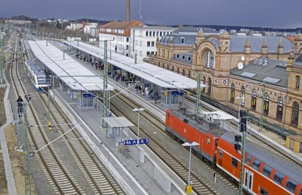 Züge sollen leiser werden